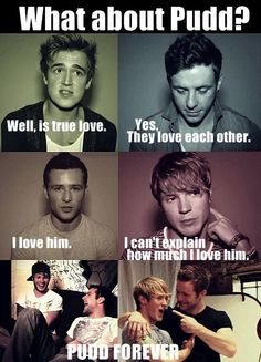 PUDD FOREVER!!