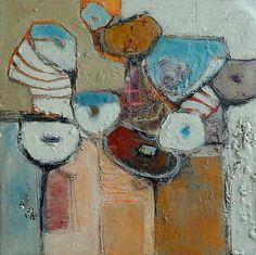 """Angela Fusenig, """"O.T."""" Mit einem Klick auf """"Als Kunstkarte versenden"""" versenden Sie kostenlos dieses Werk Ihren Freunden und Bekannten."""