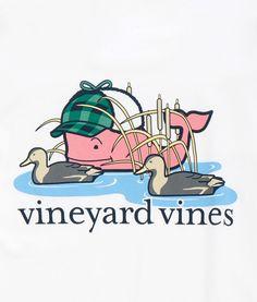 Vineyard Vines Duck Hunter Whale