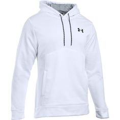 - Loose: Fuller cut for complete comfort - UA Storm technology repels water without sacrificing breathability - Armour Fleece is light, breathable & stretches for superior mobility - Soft inner layer