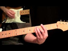 Little Wing Guitar Lesson Pt.2 - Jimi Hendrix - Verse Section - YouTube