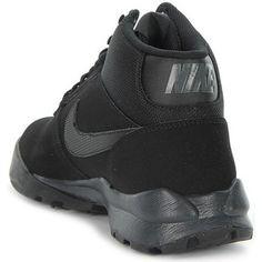 Deportivas altas Nike Hoodland Suede Negro 350x350 Zapatos Masculinos 837278c3320
