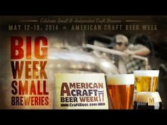 (CraftBeer.com's American Craft Beer Week (Video)