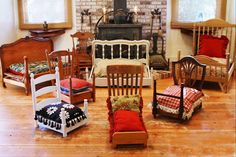 Vintage Pet Beds – Hand Crafted in Nevada City
