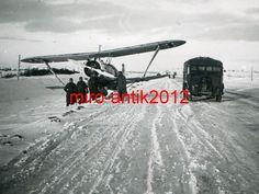Foto, Luftwaffe, Flugzeug, Henschel Hs 126, Nahaufnahme, Russland, f in Sammeln & Seltenes, Militaria, 1918-1945   eBay