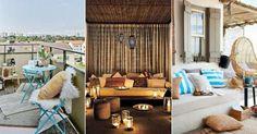 5 ambientes, 5 estilos para tu balcón, terraza o #jardín