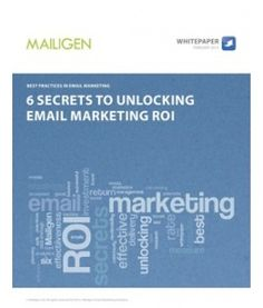 It`s always a bit of challenge to create a successful email marketing campaign and demonstrate results. All successful marketing campaigns are based on numbers. We have collected the best tips for unlocking email marketing ROI and want to share them with you.
