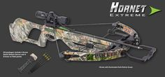 Parker Bows - Hornet Extreme Crossbow