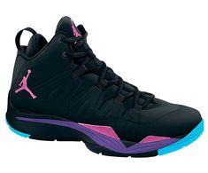 64ddeff4ab84 Jordan Super.Fly 2 Black Club Pink Court Purple Gamma Blue 599945 009.  Buracke DANXI · Blake Griffin Shoes