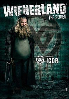 Igor - Wienerland Entertaining, Movies, Movie Posters, Character, Films, Film Poster, Cinema, Movie, Film
