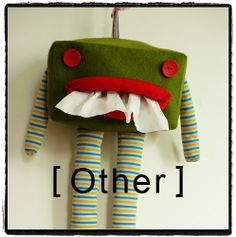 tissue monster for classroom teachers