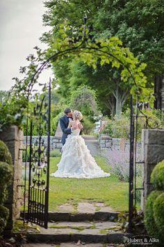 Eolia Mansion at Harkness Park Wedding // mymysticwedding.com