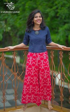 Dress Indian Style, Indian Fashion Dresses, Indian Designer Outfits, Kurta Designs Women, Blouse Designs, Plazzo Pants Outfit, Party Wear Dresses, Dress Outfits, Western Dresses For Girl