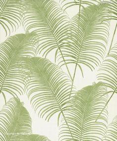 Paloma Emerald - Khrôma - Tapetkunst.dk