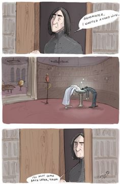 Considering the pensieve-Severus Snape, Albus Dumbledore, Harry Potter Harry Potter Humor, Estilo Harry Potter, Arte Do Harry Potter, Harry Potter Comics, Yer A Wizard Harry, Harry Potter Memes Clean, Harry Potter Fan Theories, Harry Potter Book Quotes, Harry Potter Spells