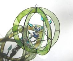 'Waiting To Hatch' -  3-Dimensional Stained Glass Sculpture