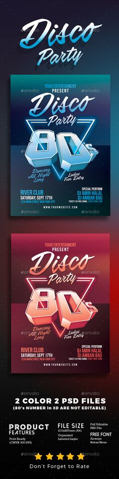 Remix Music Party  Remix Music Music Party And Flyer Template