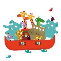 Nouvelles Images Muursticker Ark Noah