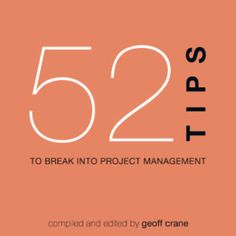 52 Tips to break into PM