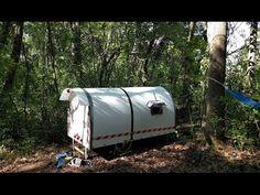 Homeless sleeping pod Concept - YouTube