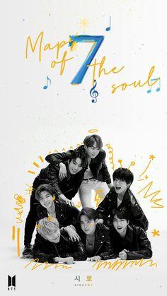 BTS * Map of the Soul : 7 wallpaper Bts Jimin, Bts Taehyung, V Bts Wallpaper, Army Wallpaper, Bts Group Photo Wallpaper, Calendar Wallpaper, Foto Bts, Bts Concept Photo, Bts Group Photos