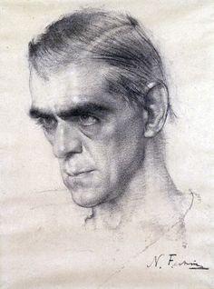 nicolai fechin b.1881-1955