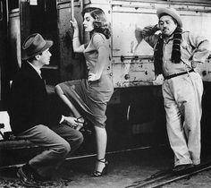 Lilia Prado en 'Subida al cielo' (Luis Buñuel, 1951)