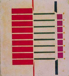 """Sem Título"", 1950 esmalte sobre madeira 30 x 27 cm | Waldemar Cordeiro  Luciana Brito Galeria"