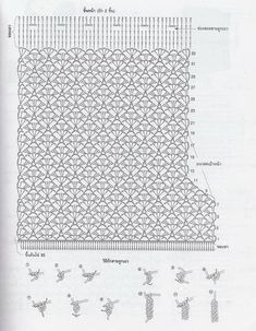 Image Article – Page 551902129335634308 Crochet Shorts Pattern, Crochet Pants, Crochet Bra, Crochet Skirts, Crochet Jacket, Crochet Diagram, Crochet Chart, Crochet Clothes, Diy Crafts Knitting