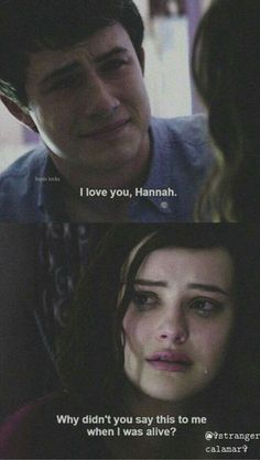 Clay and Hannah (Clannah) - Katherine Langford and Dylan Minnette 13 reasons why Clay 13 Reasons Why, 13 Reasons Why Poster, 13 Reasons Why Reasons, 13 Reasons Why Netflix, Thirteen Reasons Why, Ross Butler, 13 Reasons Why Aesthetic, Clay And Hannah, Serie Du Moment