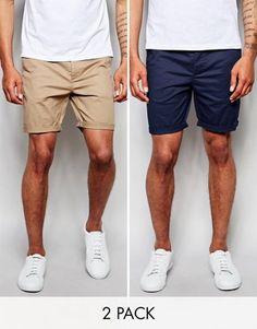 Men's Shorts | Men's Chino Shorts & Denim Shorts | ASOS