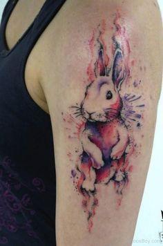 rabbit tattoo - Recherche Google