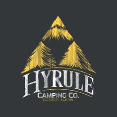 Hyrule Camping Company - NeatoShop