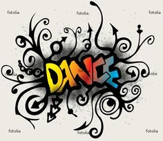 Find Dance Graffiti Style Mono stock images in HD and millions of other royalty-free stock photos, illustrations and vectors in the Shutterstock collection. Thousands of new, high-quality pictures added every day. Graffiti Art, Graffiti Lettering, Love Graffiti, Graffiti Designs, Street Art, Street Dance, Name Design Art, Dance Decorations, Dance Rooms