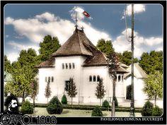 Pavilionul Comuna Bucureşti