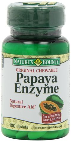Trader Joe S Papaya Pineapple Enzymes Trying This To