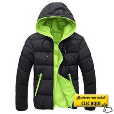 Sannysis Abrigo de invierno de esquí para hombre... #chaqueta