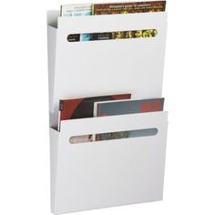 File holder / Magazine rack - CB2