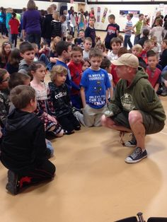 Bushland Elementary Students Celebrate Patriot League