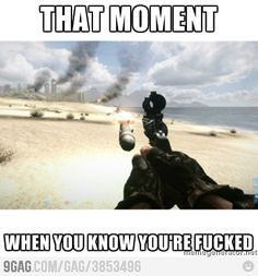 That Battlefield-moment