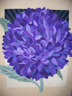 Master the Aster by Marilyn Farquhar