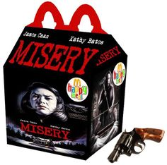 """""""Misery"""" Happy Meal"""