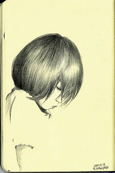 sketch by Yoshinori Kobayashi, via Flickr