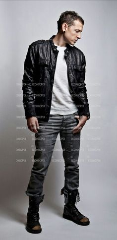 Handsome Chester Bennington