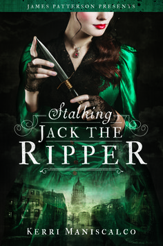 Stalking Jack the Ripper by Kerri Maniscalco - love, love, love this book!!! ❣❣ newest literary crush? Thomas Fucking Cresswell!!!
