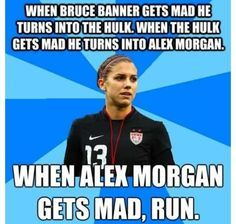 quotes from alex morgan - Google Search