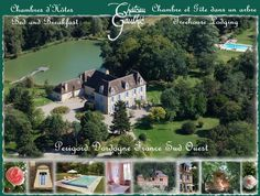 Chateau Gauthie - charming Bed And Breakfast for Romantic Vacation in South West France
