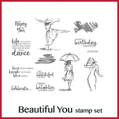 Image result for beautiful you stamp set