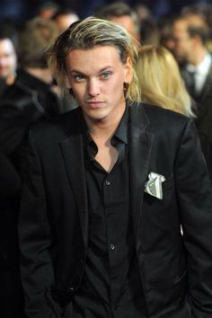 Jamie Campbell Bower your getting a smack bottom and I don't care who knows it.