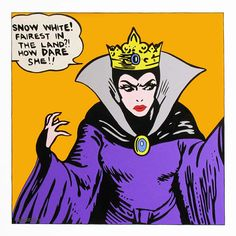 """""""Oh Honey, She Dares!"""" By Tennessee Loveless - Snow White and the Seven Dwarfs"""